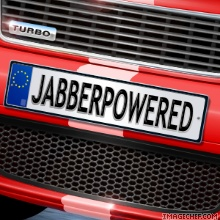 Jabber powered